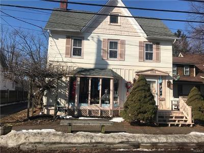Chester Commercial For Sale: 1381 Kings Highway