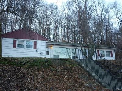 Salisbury Mills Single Family Home For Sale: 6 Ram Road
