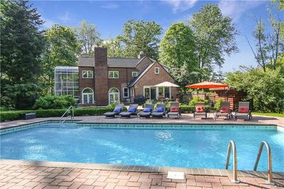 Scarsdale Rental For Rent: 220 Underhill Road
