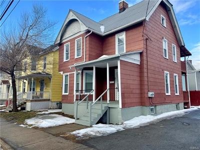 Middletown Multi Family 2-4 For Sale: 31 Academy Avenue