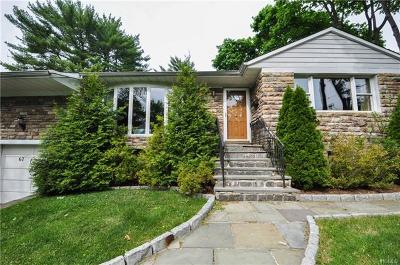 Scarsdale Rental For Rent: 67 Harvard Road
