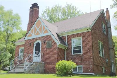 Monticello Single Family Home For Sale: 353 Old Route 17