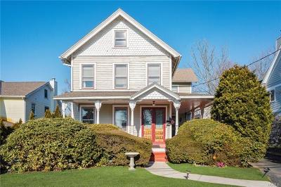 Scarsdale Single Family Home For Sale: 97 Lee Road