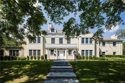 Scarsdale Single Family Home For Sale: 7 Penn Boulevard