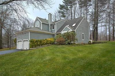 Ossining Single Family Home For Sale: 14 Quail Hollow Road