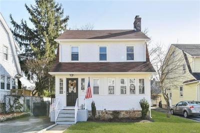 New Rochelle Single Family Home For Sale: 15 Merton Street