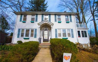 Tappan Single Family Home For Sale: 40 Virginia Street