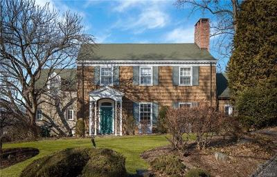Bronxville Single Family Home For Sale: 5 Crows Nest Road