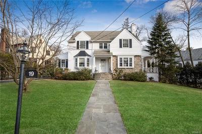 New Rochelle Single Family Home For Sale: 19 Verdun Avenue