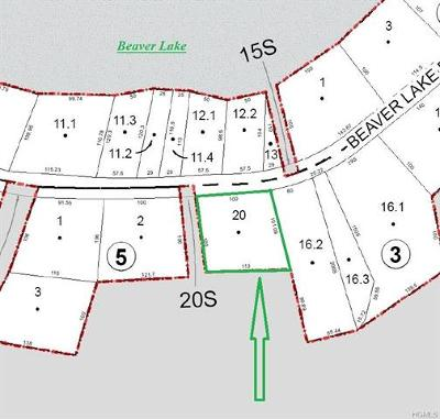 Residential Lots & Land For Sale: Beaver Lake Road