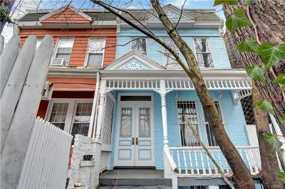 Bronx Single Family Home For Sale: 2158 Hughes Avenue
