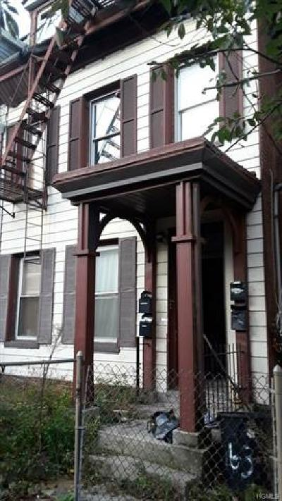Yonkers Multi Family 2-4 For Sale: 155 Buena Vista Avenue