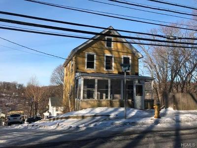 Peekskill Single Family Home For Sale: 1600 Crompond Road