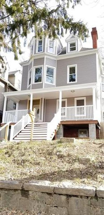 Yonkers Multi Family 2-4 For Sale: 552 Warburton Avenue