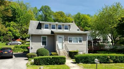 Elmsford Single Family Home For Sale: 56 White Plains Avenue