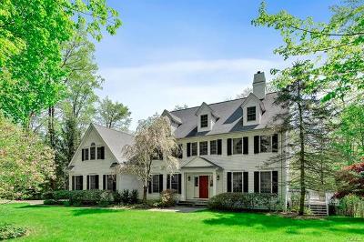 Chappaqua Single Family Home For Sale: 11 White Oak Lane