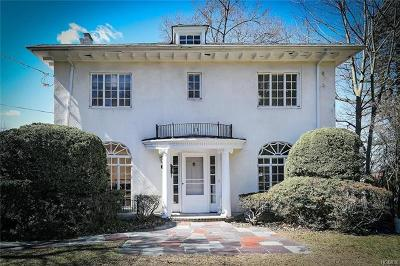 Hastings-On-Hudson Single Family Home For Sale: 57 Buena Vista Drive