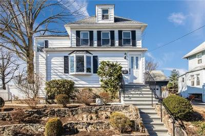 Mamaroneck Single Family Home For Sale: 306 Fourth Street