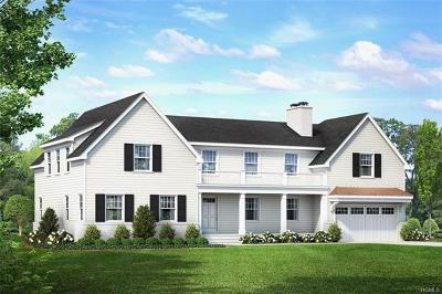 Bronxville Single Family Home For Sale: 151 Overhill Road