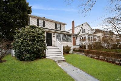 Rye Single Family Home For Sale: 80 Wappanocca Avenue