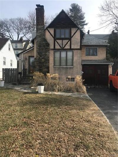 Single Family Home For Sale: 15 Aka 19 Elaine Terrace