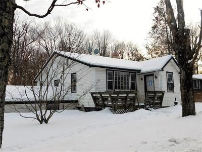 Single Family Home For Sale: 336 East Pond Road
