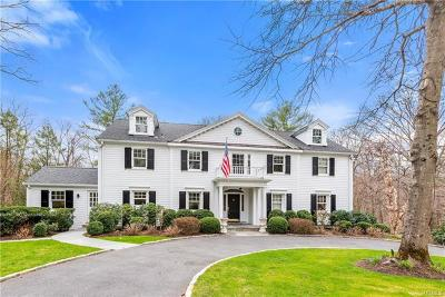 Westchester County Single Family Home For Sale: 11 Hidden Green Lane