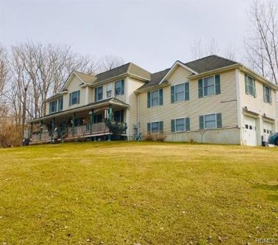 Poughquag Single Family Home For Sale: 15 Ice Holly Pond