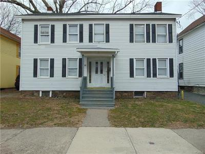 Port Jervis Single Family Home For Sale: 40 Hammond Street