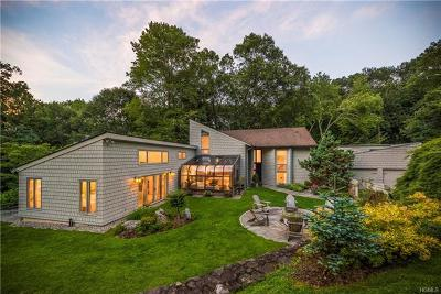 Bedford Single Family Home For Sale: 313 Pound Ridge Road