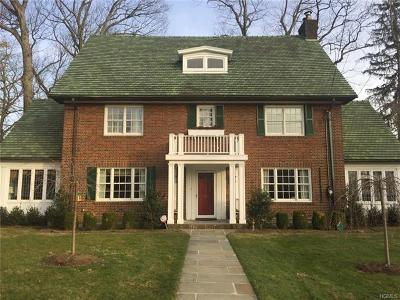 Scarsdale Rental For Rent: 30 Greenacres Avenue