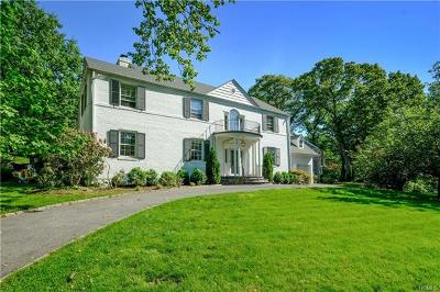 Larchmont Single Family Home For Sale: 250 Barnard Road