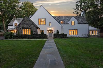 Bronxville Single Family Home For Sale: 60 Hampshire Road