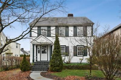 Scarsdale Single Family Home For Sale: 52 Sprague Road