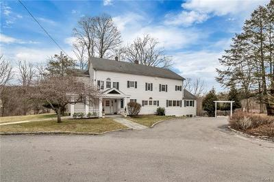 Amawalk Single Family Home For Sale: 2546 Mohansic Creek Road