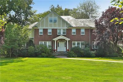 New Rochelle Single Family Home For Sale: 65 Trenor Drive