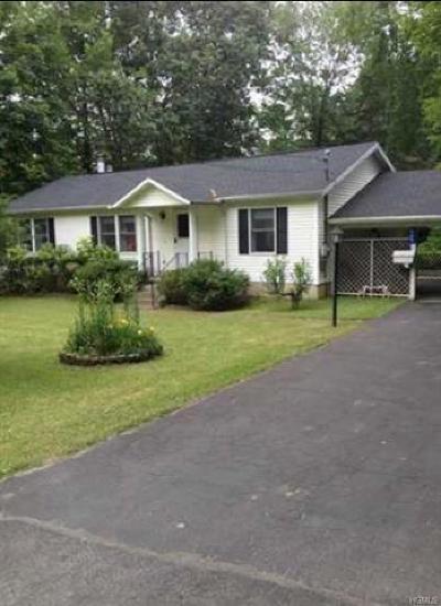 Newburgh Single Family Home For Sale: 665 Gardnertown Road