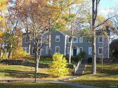 Ossining Single Family Home For Sale: 808 Pinesbridge Road