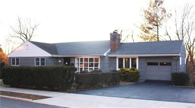 Croton-On-Hudson Single Family Home For Sale: 115 Cleveland Drive