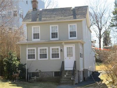 Hastings-On-Hudson Single Family Home For Sale: 40 Washington Avenue