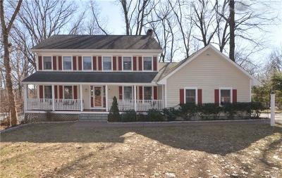 Croton-On-Hudson Single Family Home For Sale: 8 Oreilly Court