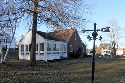 Dutchess County Single Family Home For Sale: 51 Hornbeck Road