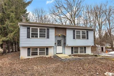 Wallkill Single Family Home For Sale: 168 Quaker Street