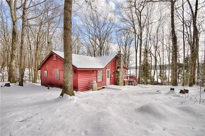 Wurtsboro Single Family Home For Sale: 47 Canal Road