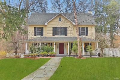 Croton-on-hudson Single Family Home For Sale: 213 Cleveland Drive