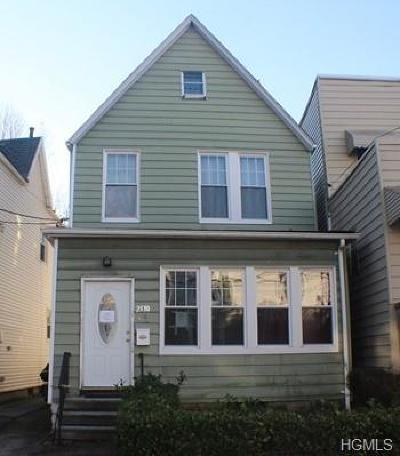 Bronx Single Family Home For Sale: 2530 Poplar Street