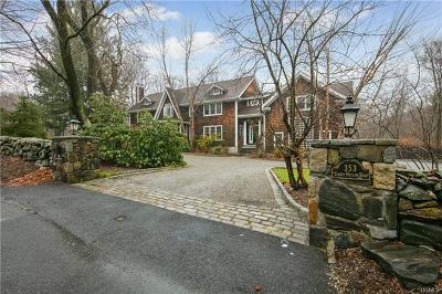 Briarcliff Manor Single Family Home For Sale: 353 Sleepy Hollow Road