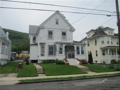 Haverstraw Multi Family 2-4 For Sale: 16 Hudson Avenue