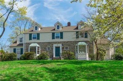 Westchester County Single Family Home For Sale: 33 Byron Lane
