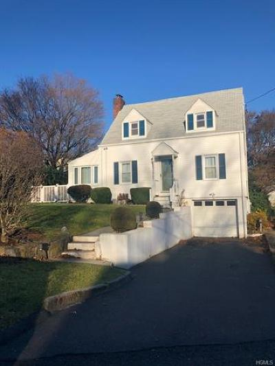 Connecticut Single Family Home For Sale: 6 Ocean View Avenue